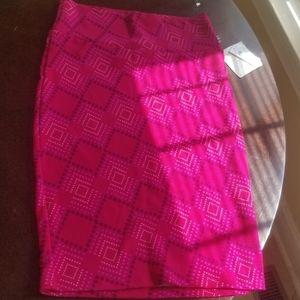 LuLaRoe Cassie skirt 2/$40